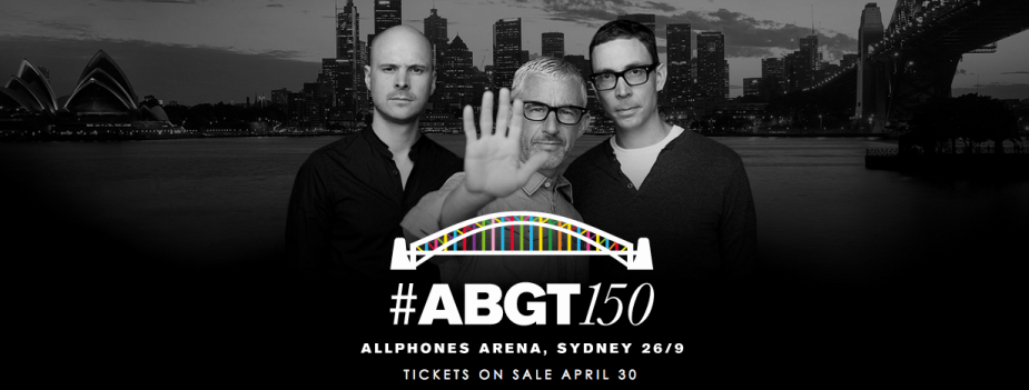 ABOVE AND BEYOND @SYDNEY 2015